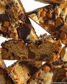 """See the """"Rocky Ledge Bars"""" in our Bar Cookie Recipes gallery"""