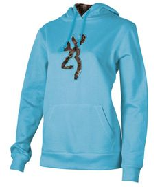Browning and Camo sweatshirt / hoodie :)