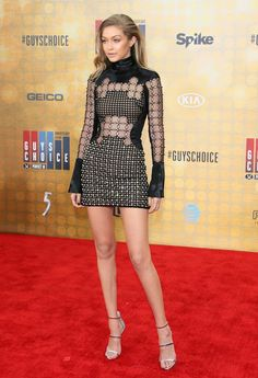 Pin for Later: Gigi Hadid's on a Sexy Minidress Kick, and Each Look Is Sexier Than the 1 Before