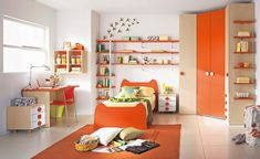 20 Very Happy and Bright Children Room Design Ideas | DigsDigs