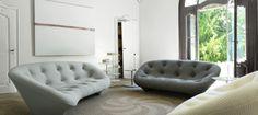 PLOUM, Sofas Designer : R. & E. Bouroullec   Ligne Roset