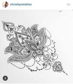 Olivia Fayne Tattoo