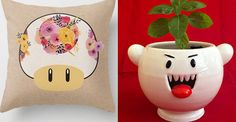 20 Nintendo-Inspired Décor Items Guaranteed To 1-Up Your Life