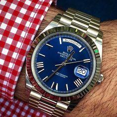 Rolex Day-Date 40.