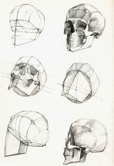 череп - Поиск в Google