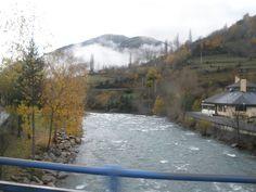 Broto (Huesca), río Arazas - febrero 2015, por Carmen hb