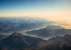 When you fly over the Alps remember to ask for a window seat. The view is breathtaking. This is the Y-shaped Como lake during a hazy sunrise. [OC] [20001411] #reddit