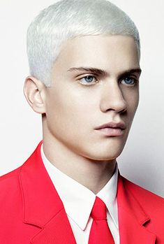 Images from Calvin Klein Collection spring/summer 2009 ad campaign #menshair
