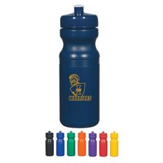 The Custom Branded 20 oz. Poly-Clear Fitness Bottle is BPA Free, contains no lead and made with recycled PET material. It is CPSIA Compliant (Consumer Product Safety Improvement Act), Proposition 65 compliant, and meets all FDA requirements. It features a leak-resistant push-pull lid, does not retain oder or taste and is made in the USA. It should not be used for hot liquids.