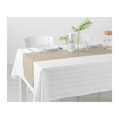 MÄRIT Corre-mesa, bege - IKEA