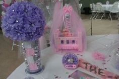 "Photo 8 of 17: New Little Princess / Baby Shower/Sip & See ""Noemi's Baby Shower "" 