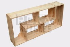 Shelves, Home Decor, Wooden Cubes, Drawers, Pine, Shelving, Decoration Home, Room Decor, Shelving Units