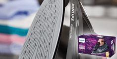 Nu får du som buzzador möjligheten att testa Philips ångstrykjärn PowerLife.