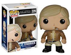 Television 229 - Lt. Starbuck - Battlestar Galactica