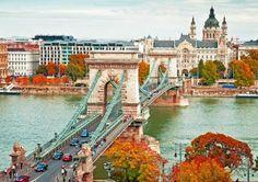Las 15 ciudades más coloridas de otoño