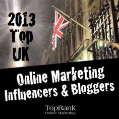 The top UK online marketing & blogging influencers You can help me, tiny cam on ban. http://dulichnhatrang.info.vn