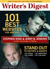 Writing Advice from Stephen King & Jerry Jenkins | WritersDigest.com