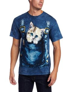 The Mountain - - Männer Kitty Overalls T-Shirt, Small, Multi The Mountain http://www.amazon.de/dp/B00B6E281S/ref=cm_sw_r_pi_dp_GiaIwb0FVPWQ4
