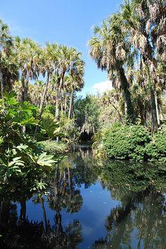 Bok Tower Gardens, Lake Worth Florida