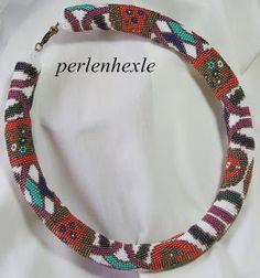 perlenhexles-zauberwelt: Fofinhas Kette in 11 er