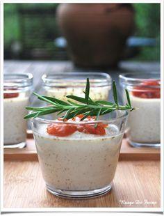 Panna cotta sans gélifiant classique, au four ou en Multi-Délices, crème classique ou soja