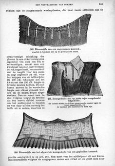 Making The Corselet Skirt: A Modern Take On Period Instructions | Sewing Empire