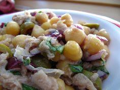Pasta Salad, Pesto, Potato Salad, Cooking Recipes, Potatoes, Sweets, Baking, Ethnic Recipes, Food