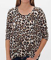 Daytrip Leopard Top