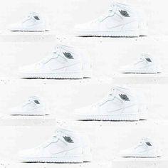 HOT #sneakertrends  @AirJordan 1 Mid White/Cool Grey-White  #footweartrends2015 #kicksonfire #sneakertrends #footwear #sneakerheads #menswear #athleticwear #sportswear #dapper #gq #hypebeast #complex #urban #urbandandy #bespoke #streetwear #streetluxe #dandy #bespoke #mensfashiontrends #Airjordans #michaeljordan #hiphopclothing