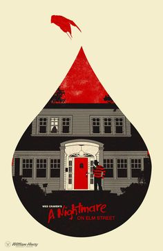 A Nightmare on Elm Street by William Henry