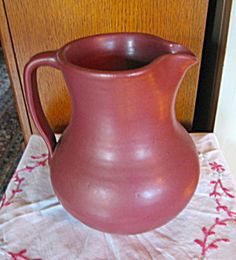 Antique Zanesville Hand Thrown Ware