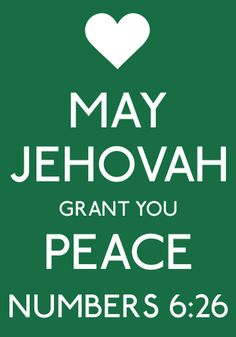 Learn how we can Honor Jehovah's Great Name at www.jw.org , http://wol.jw.org/en/wol/d/r1/lp-e/2013206?q=numbers+6%3A24-26&p=par