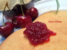 Fulvia's Kitchen: #Confettura di #ciliegie
