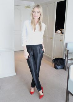 Laura Whitmore - the kooples and kurt geiger