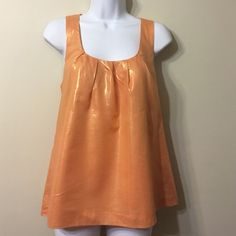 J.CREW. TOP Beautiful  CLEMENTINE  L SIZE 10 Cotton  top ,cotton lining  ,beautiful  top,good quality in good shape J. Crew Tops Tank Tops