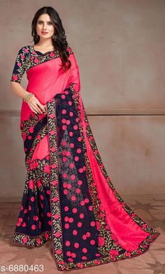 Sarees Trendy Sana Silk and georgette Sarees Vol 10 Saree Fabric: Sana Silk Blouse: Running Blouse Blouse Fabric: Art Silk Pattern: Embroidered Blouse Pattern: Embroidered Multipack: Single Sizes:  Free Size (Saree Length Size: 6.3 m) Country of Origin: India Sizes Available: Free Size   Catalog Rating: ★4.2 (477)  Catalog Name: Aakarsha Superior Sarees CatalogID_1098421 C74-SC1004 Code: 9131-6880463-