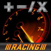 3D Math Racing - A Fast Free Math Facts Game (timed practice: add, subtract, multiply, divide)