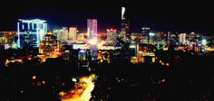 Ho Chi Minh City by night - Visit http://asiaexpatguides.com to make the most of your experience in Vietnam!