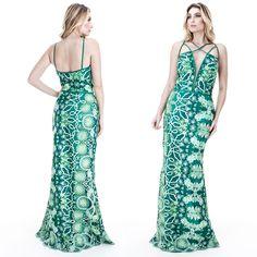 Olha esse 'long dress' para sua noite memorável! #reginasalomao #SummerVibesRS #SS17 #SpecialXmas