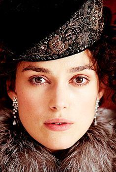 Keira Knightley costume in 'Anna Karenina', 2012. Late 19th-century Russian aristocracy costumes designed by Academy Award winner Jacqueline Durran.