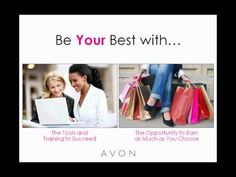 Avon Rep Heather Arvin - The Avon Opportunity.  Learn more at our team site http://www.BeautyTeamAwesome.com Get started now:  http://harvin.avonrepresentative.com/opportunity/start