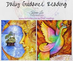 Spiritual guidance reading for Thursday 11 August 2016. Choose the image you are drawn to the most then visit the website to read your message. ♡