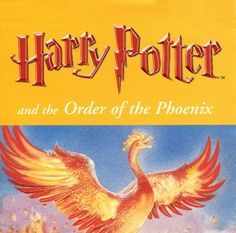 Harry Potter and the Order of the Phoenix by J. K. Rowling, read by Stephen Fry