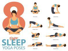 Before sleep yoga poses #sleep_aid, #sleep_problems, #exercise_for_sleep, #yoga_for_good_sleep