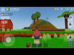 Mobil Oyun Videoları: Gözcü Kulesi ve Şato #4 - Block Carft 3D