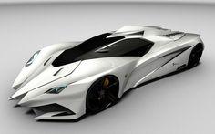 Lamborghini Ferruccio Concept