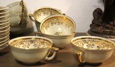 UNA PARISINA EN MADRID - Blog de Olivia Legrand propietaria de maSphere decoración vintage: Como datar la porcelana de Limoges. Sellos de la p...
