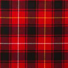 MacIvor Lightweight Tartan by the meter – Tartan Shop