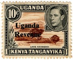 The Revenue Stamp Specialist Old Stamps, Vintage Stamps, King George, African History, East Africa, Commonwealth, Mail Art, Stamp Collecting, Famous Faces