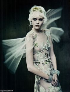 fairy-tale vogue